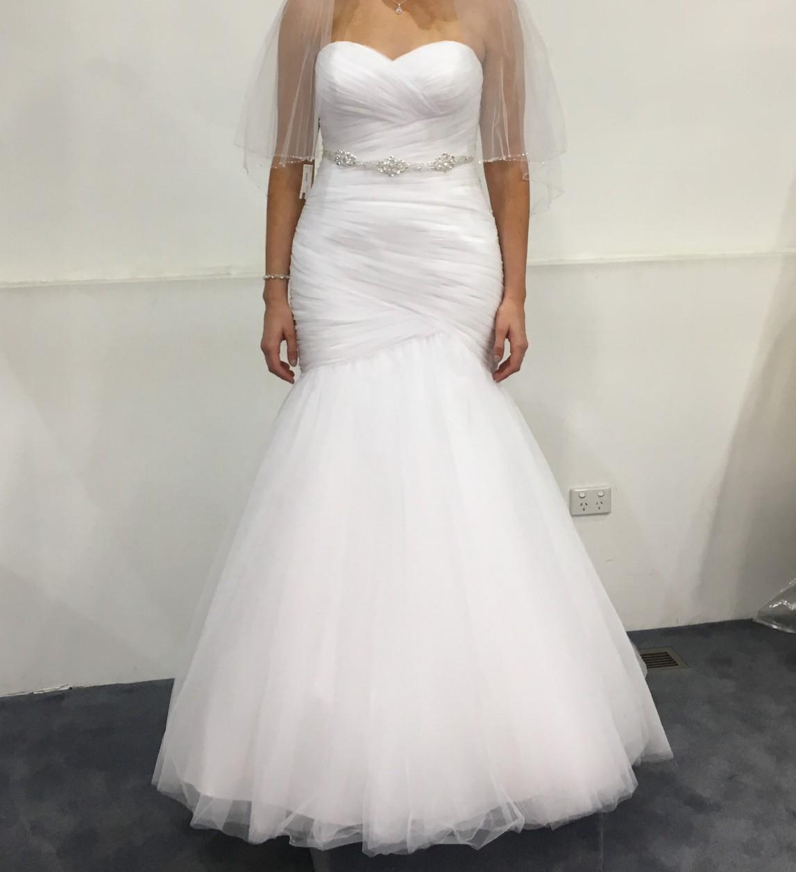 Morilee 5108 Used Wedding Dress Save 70