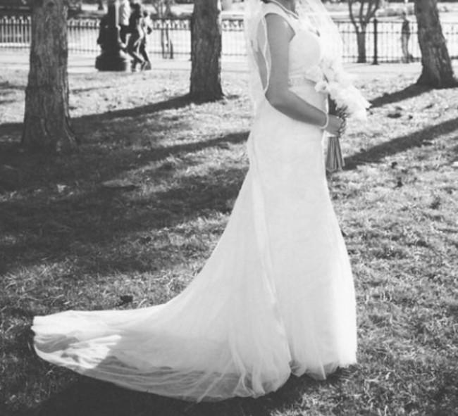 David's Bridal, VW9768