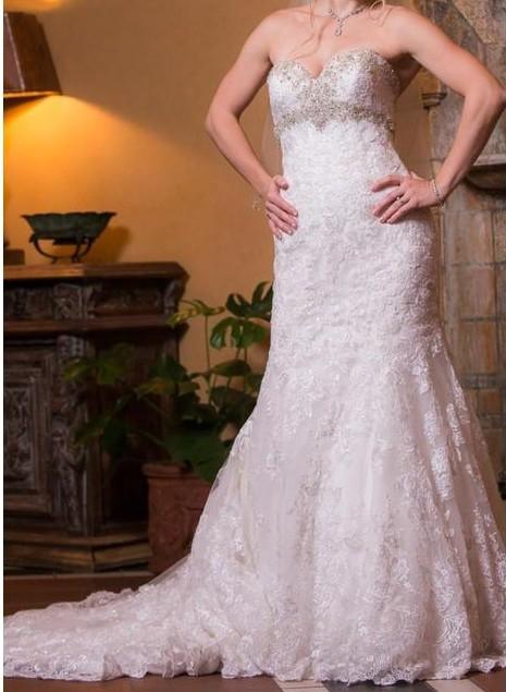 Allure Bridals ab 9051
