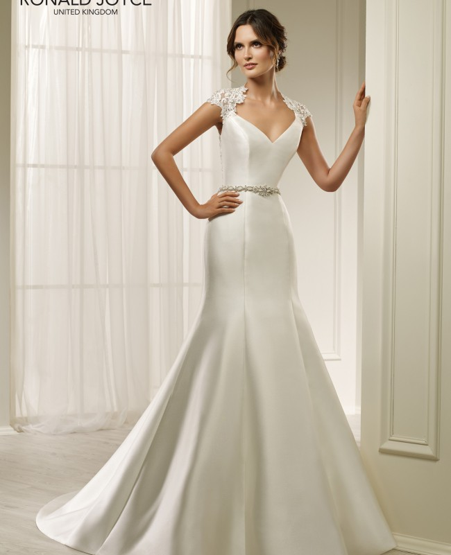 Ronald Joyce Hilda Second Hand Wedding Dress On Sale 49 Off
