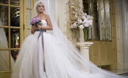 Vera Wang Bride Wars Gown