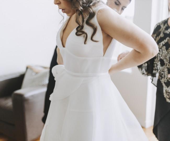 Karen Willis Holmes Aisha Gown