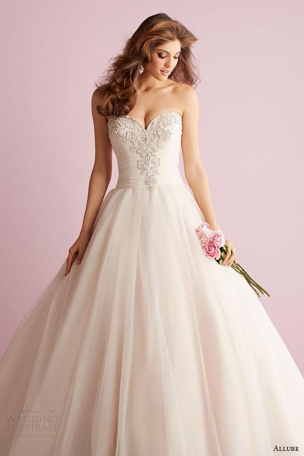 Allure Romance, Ball Gown