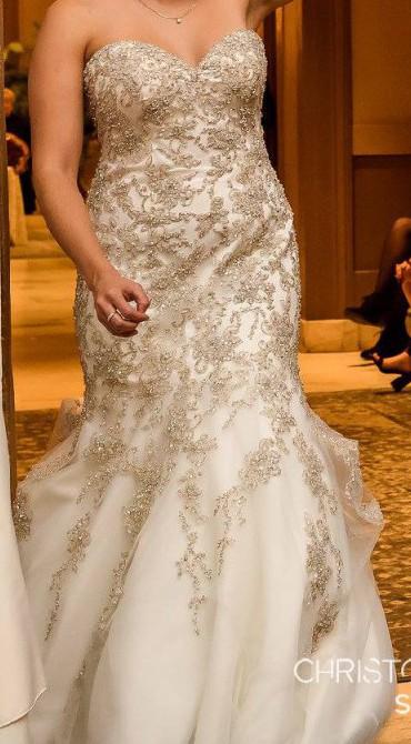 Allure Bridals C283