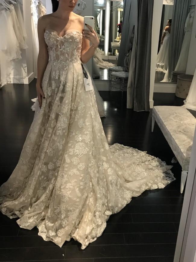 Galia Lahav Georgia Gown