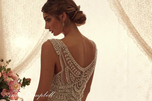 Anna Campbell New Wedding Dress On Sale 23 Off Stillwhite Australia
