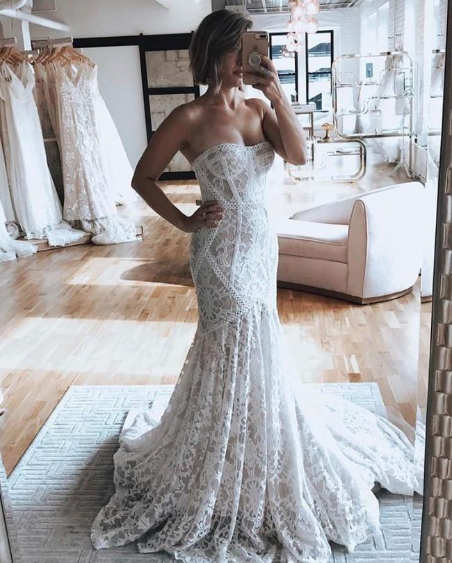 Vagabond bridal Atlantis White