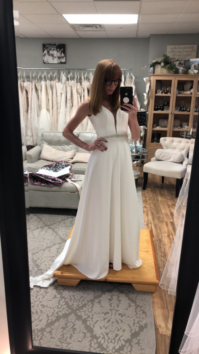Beloved By Casablanca Bridal BL283 Emma
