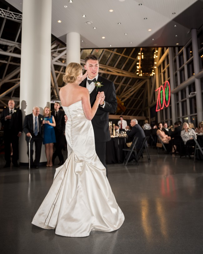 Justin Alexander Regal Satin Mermaid Bridal Gown-8659