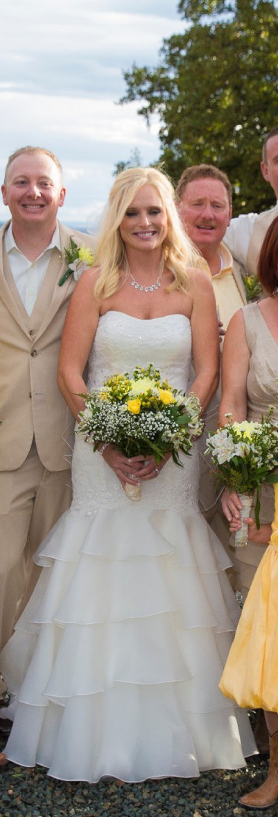 Melissa Sweet David's Bridal