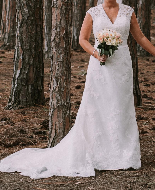 Mia Solano Albany Second Hand Wedding Dress On Sale 56