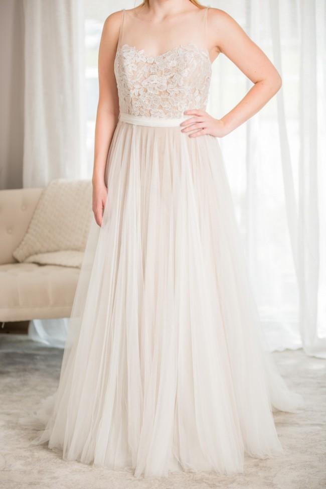 Bronze Wedding Dresses