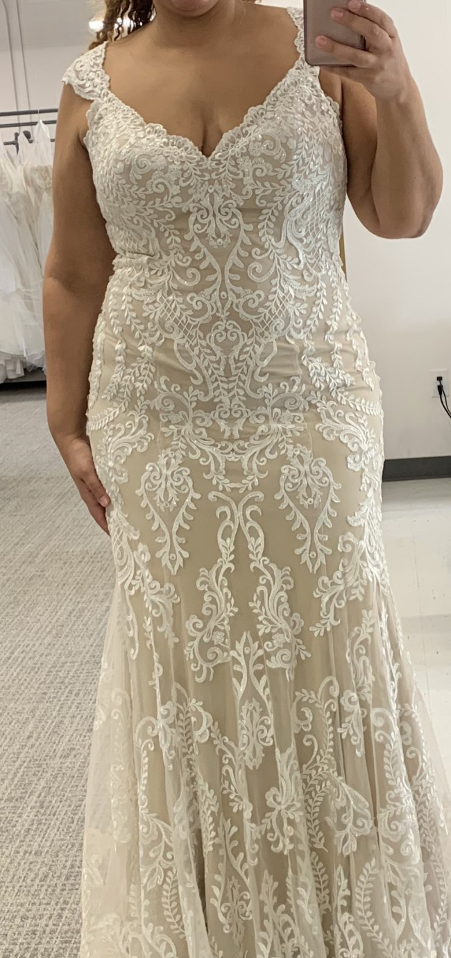 Allure Bridals 3153