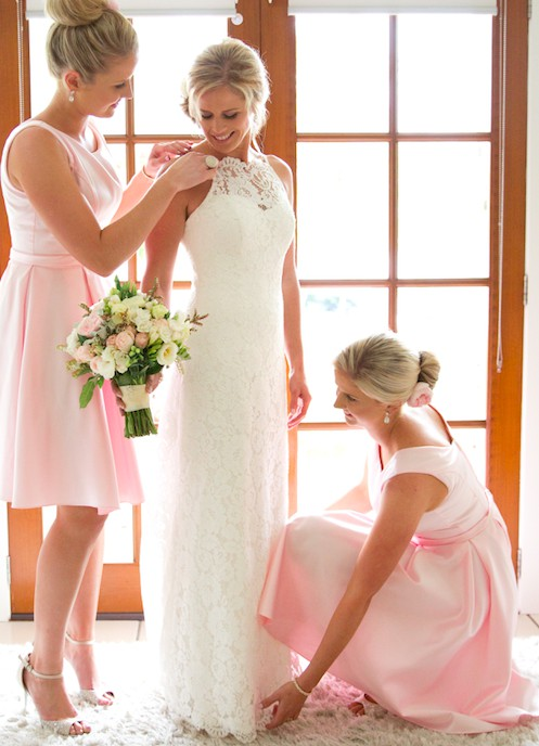 Bertossi Brides Custom Made