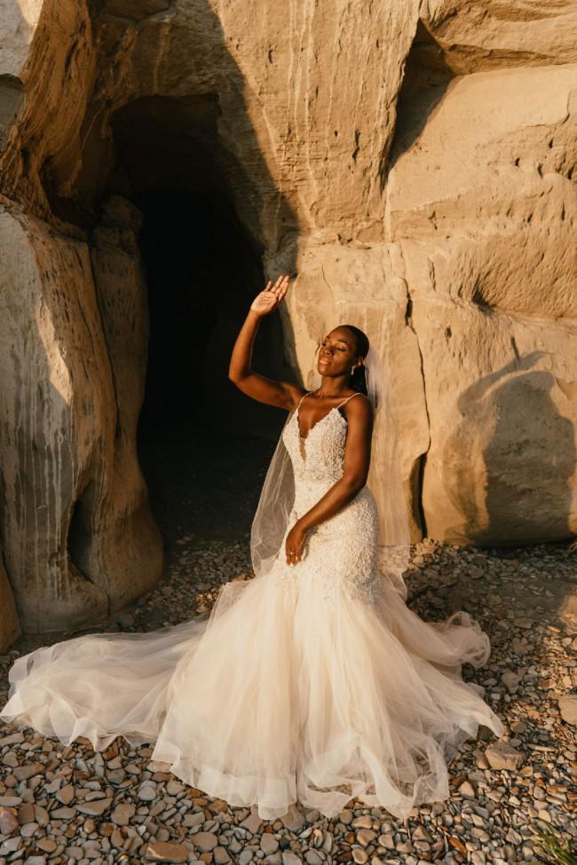 Casablanca Bridal Clara