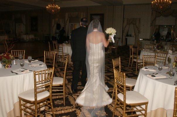 Alvina Valenta Style #9662 Preowned Wedding Dress On Sale