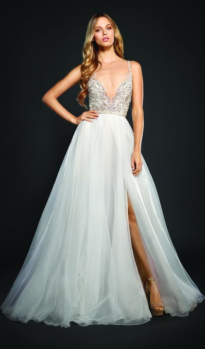 Hayley Paige Kenny Gown
