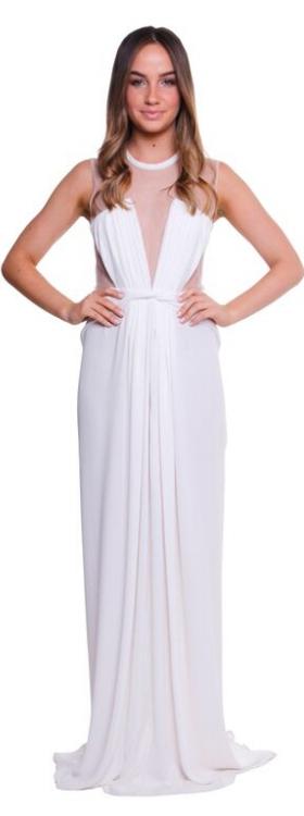 b161af4adb Carla Zampatti Birth of Venus gown Used Wedding Dress on Sale 60 ...