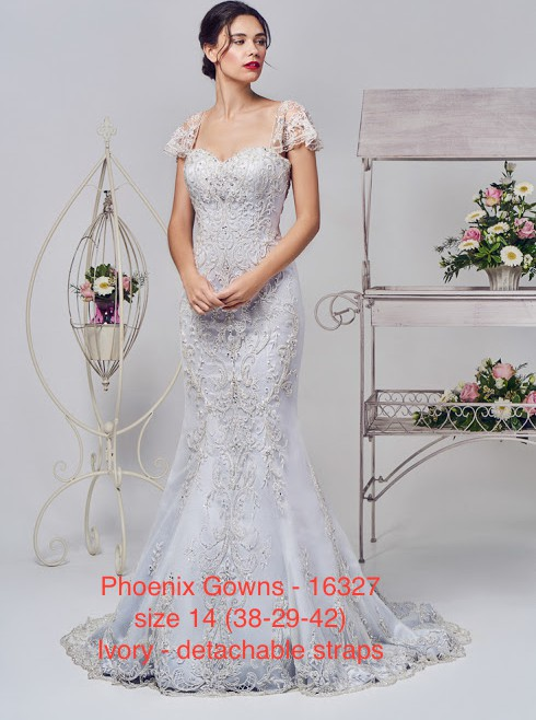 Phoenix Gowns 16327