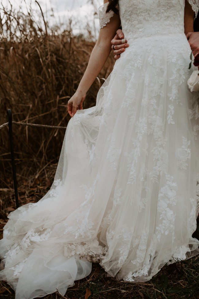 BHLDN Samaire Gown