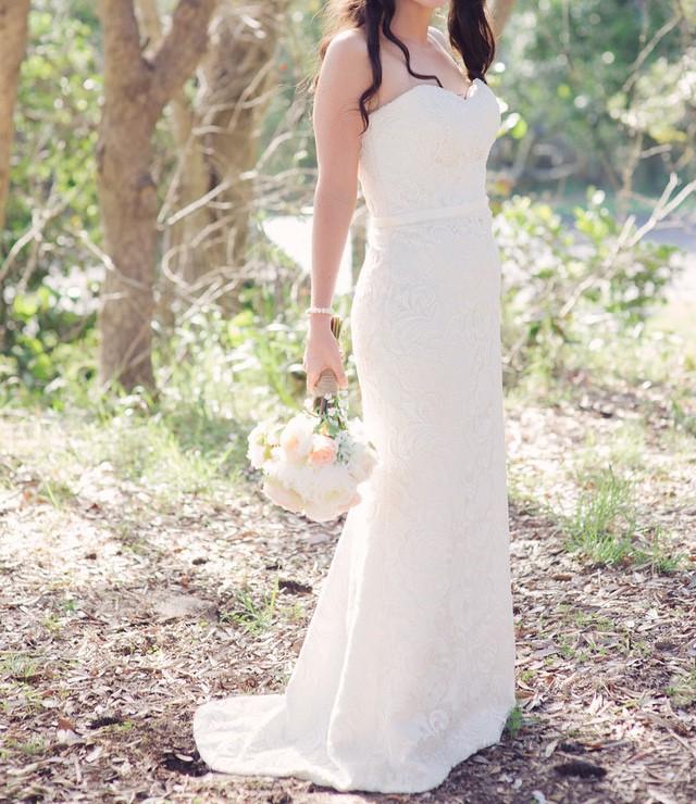 Wendy Makin Kylie Second Hand Wedding Dress On Sale 70