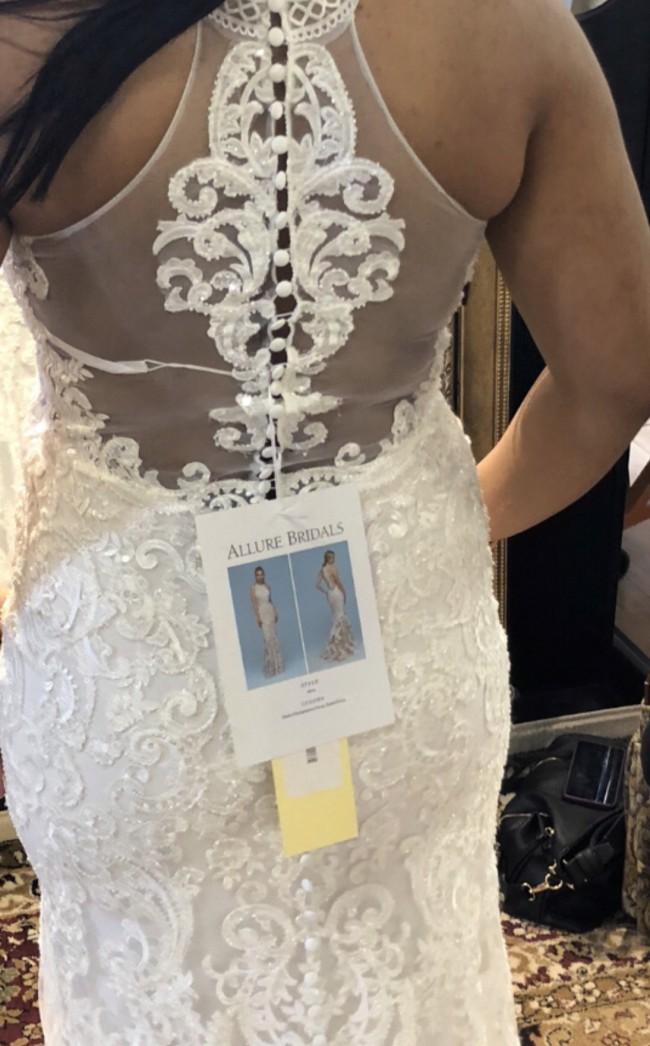 Allure Bridals, 9604