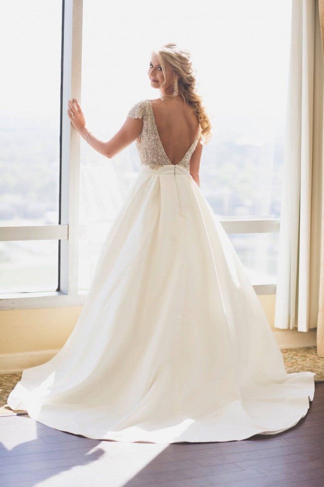 Calla Blanche, Ball Gown
