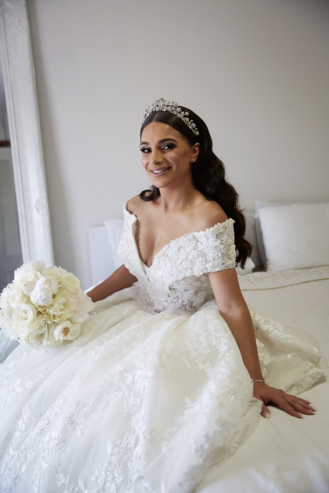 Norma And Lili Bridal Couture, Ball Gown