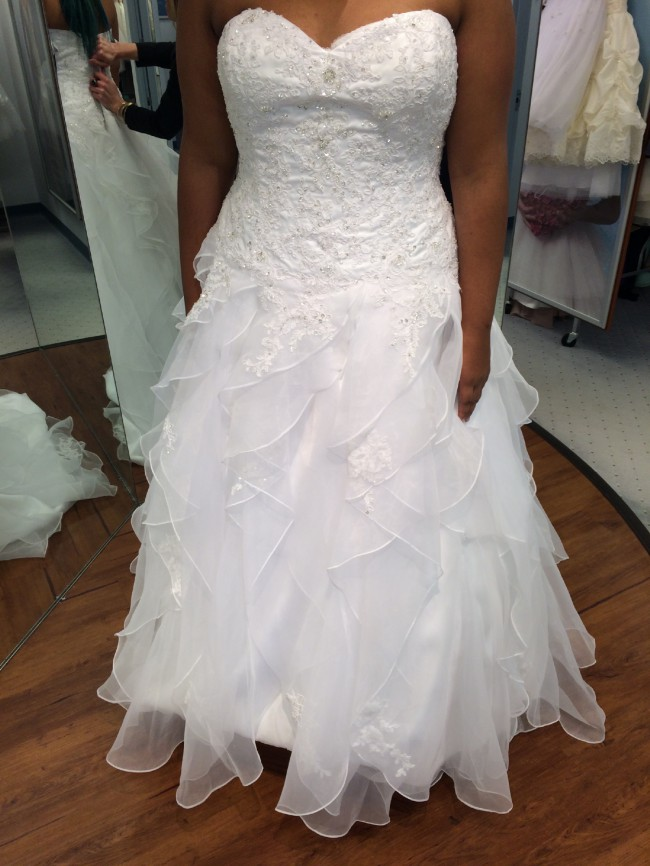 Alfred Angelo Style 899