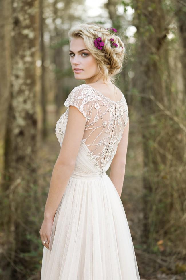35231f9e45f8 Lillian West 6470 New Wedding Dress on Sale 35% Off - Stillwhite ...