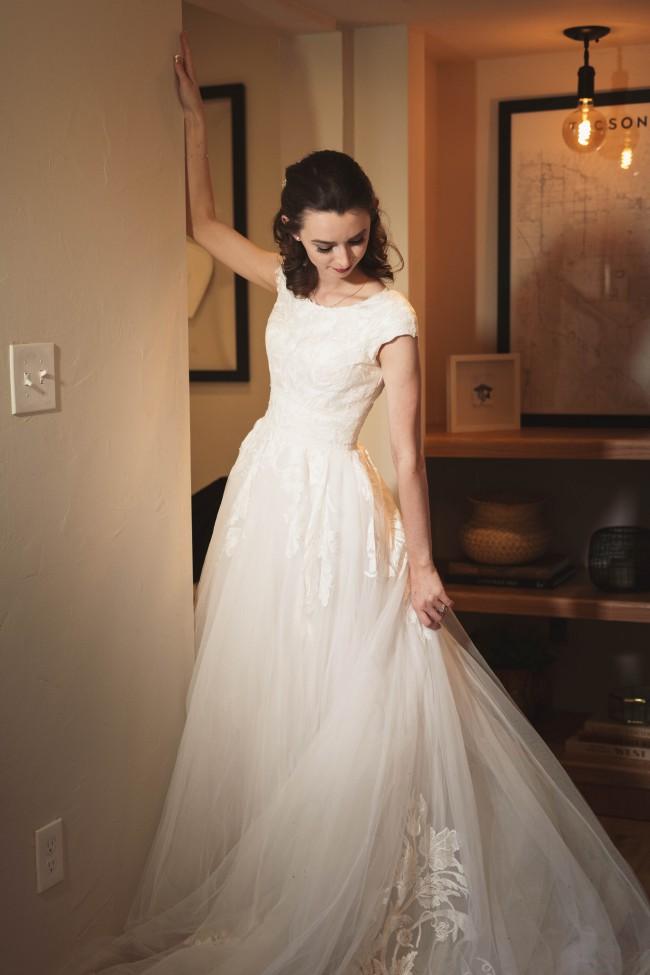 Allure Bridals M621
