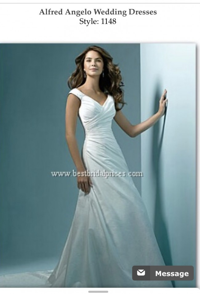 Alfred Angelo Style 1148
