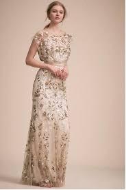 BHLDN, Flourishing Vines Gown