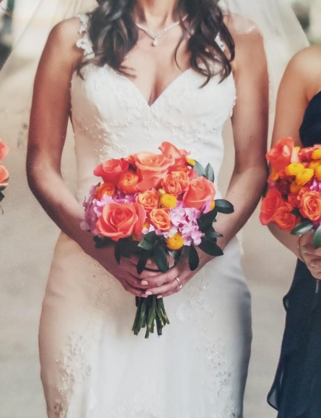 David's Bridal, Galina Signature SWG 647