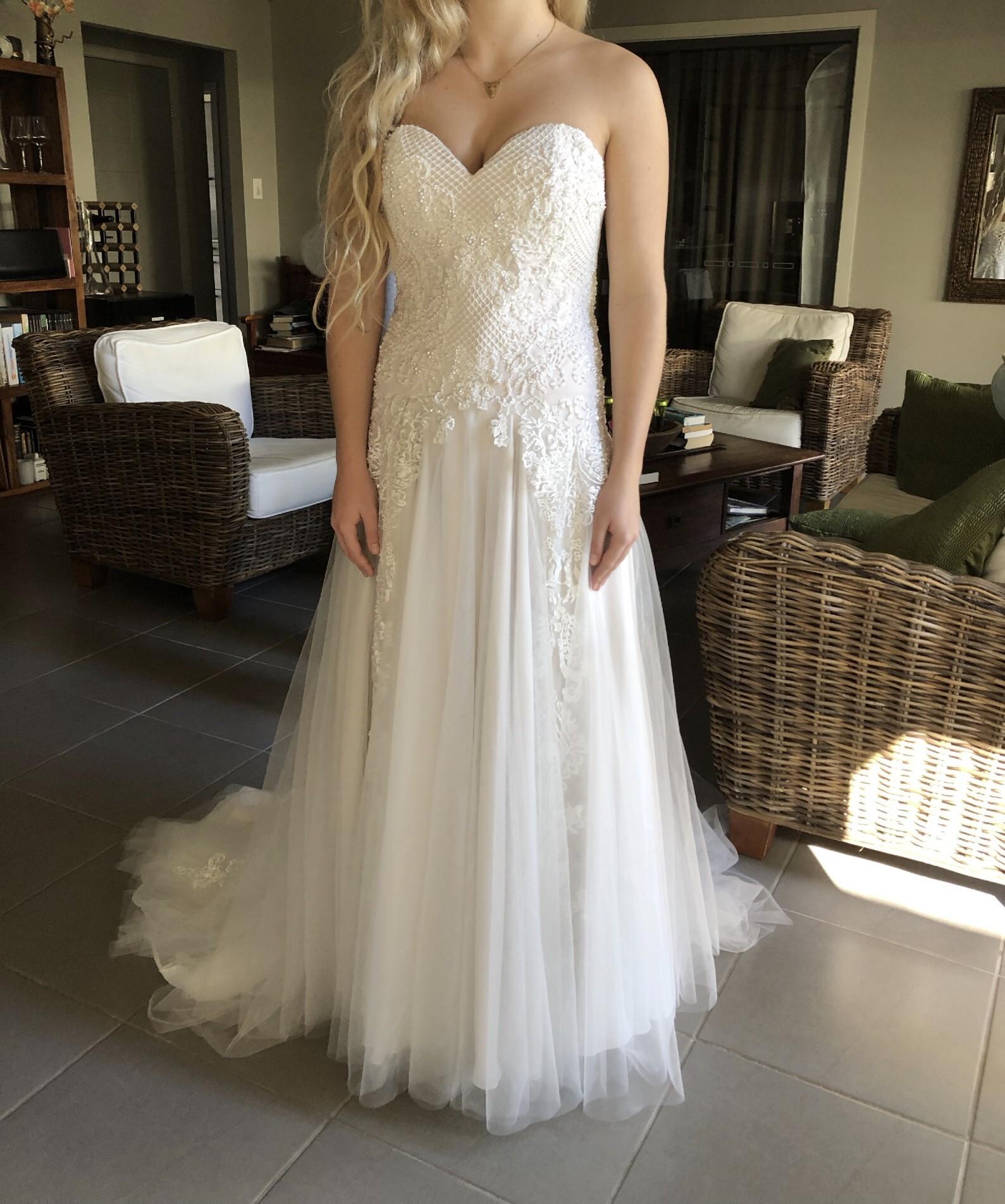 Wedding Dresses Queensland: Brides Desire Martinez New Wedding Dress On Sale 71% Off