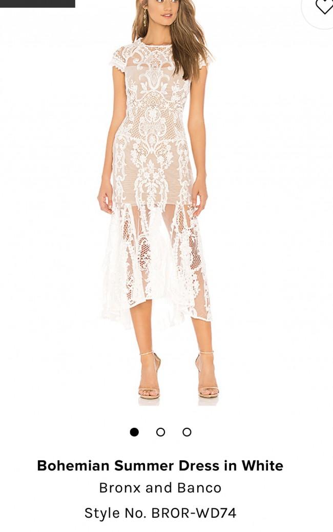 Bronx and Banco, Bohemian Summer dress
