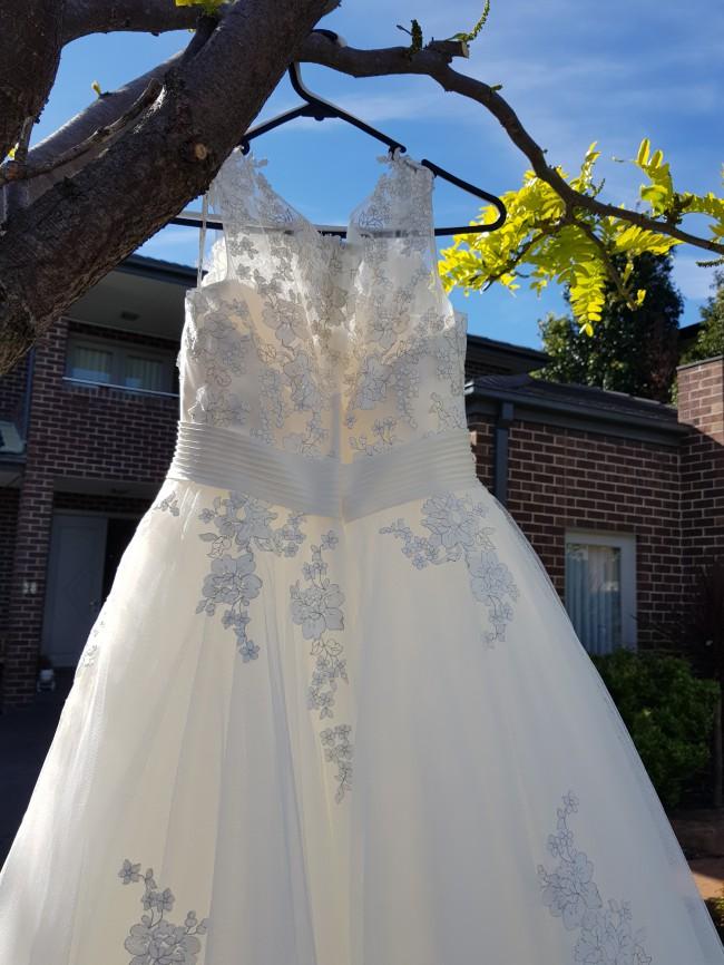 A-Line Wedding Dress On Sale - 88% Off
