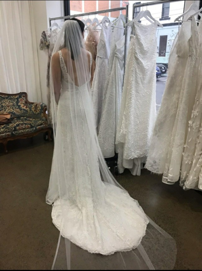 Suzanne Harward Dreaming gown