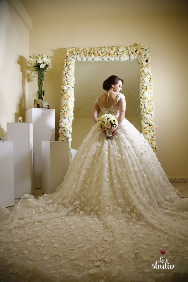 Norma Bridal Couture Custom Made