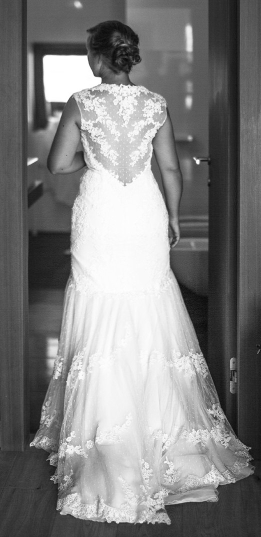 Pronovias San Patrick Halsey Wedding Dress On Sale