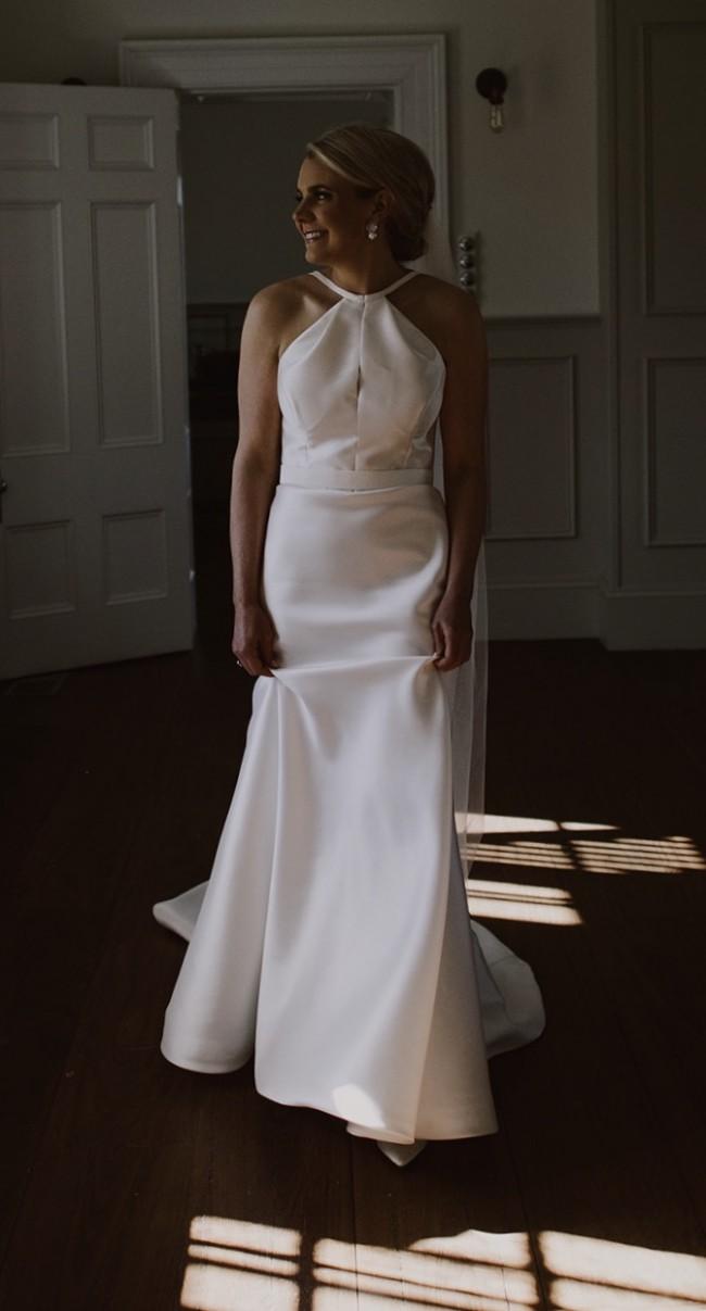Karen Willis Holmes Layne Gown