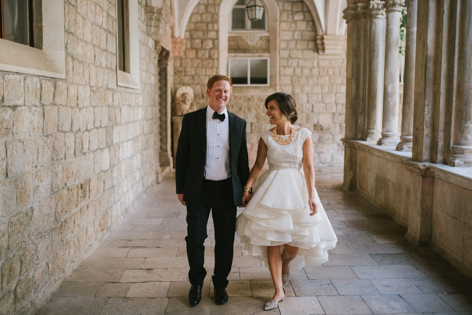 563a6129dbf0 Tea Length Wedding Dresses - Stillwhite Canada