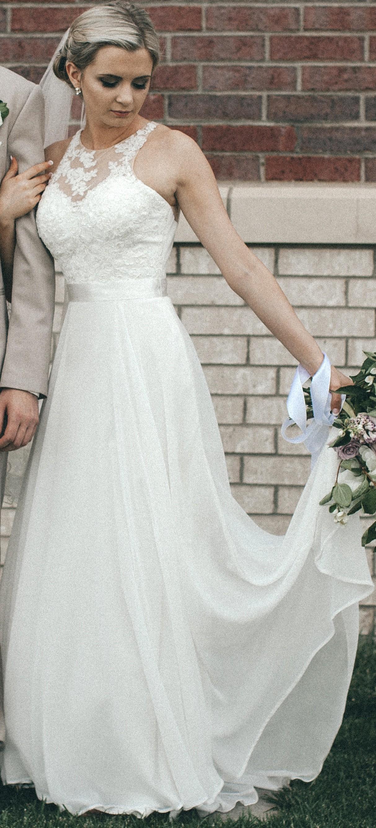 Impression Bridal Size 0
