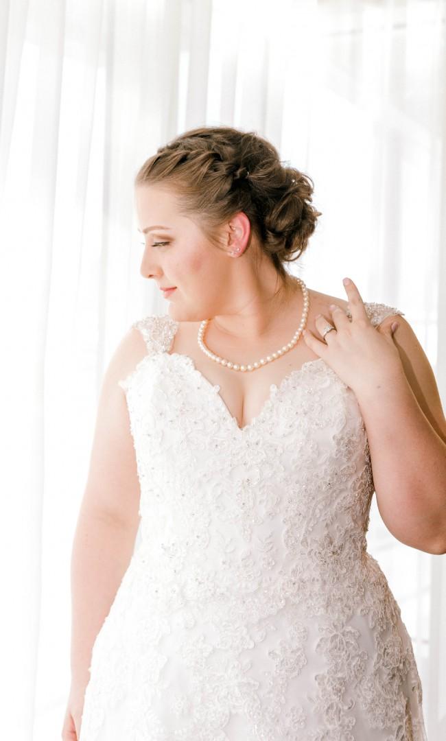 Morilee, Merah Wedding Dress #3222