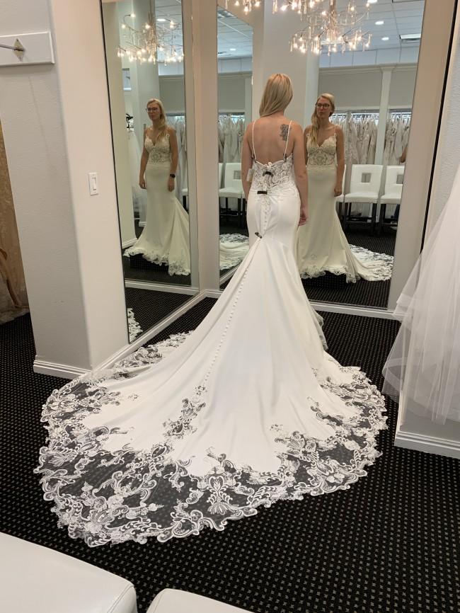 Allure Bridals 9664