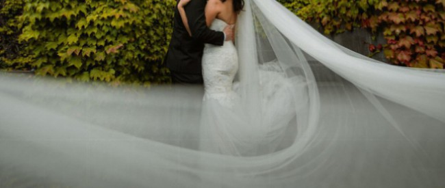 Zhanel Bridal Couture Custom Made