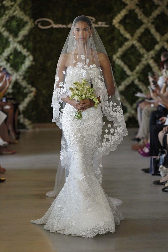 Oscar De La Renta Wedding Dresses.Oscar De La Renta 44e10 Wedding Dress On Sale 44 Off