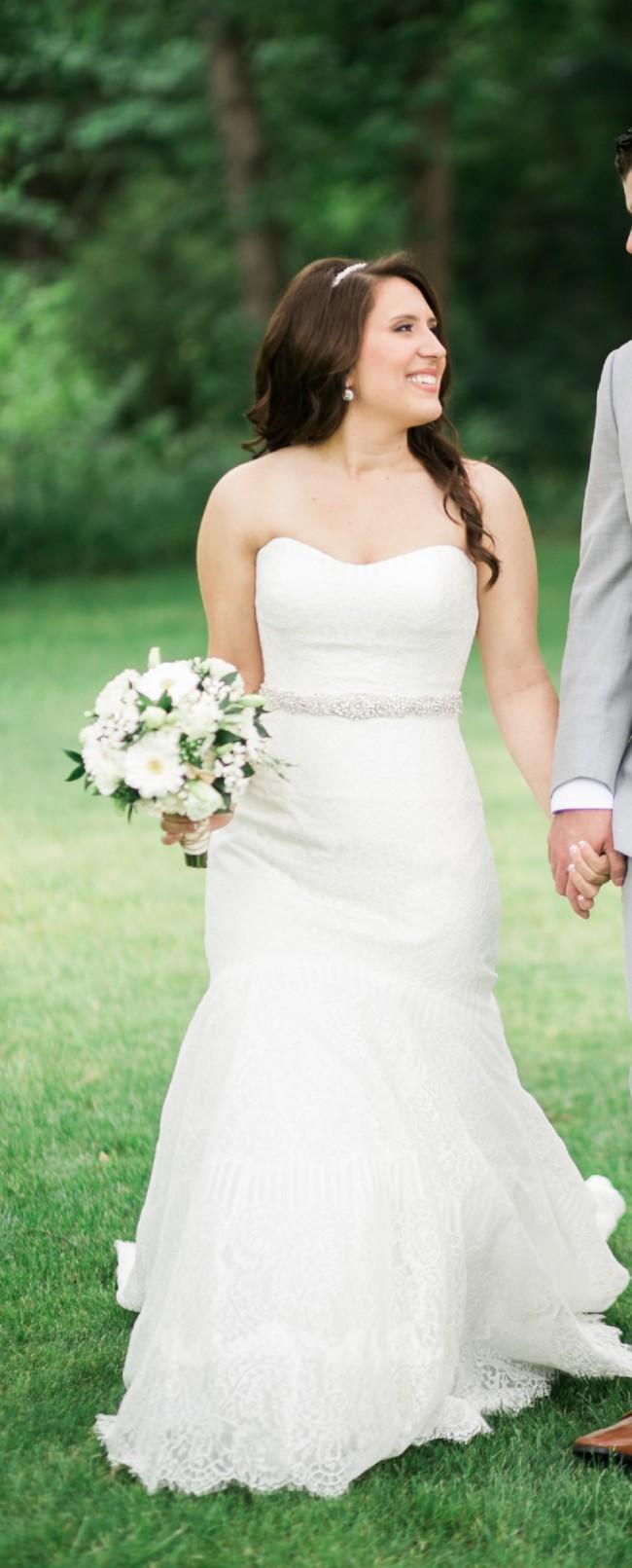 Allure Bridals 2016 spring line