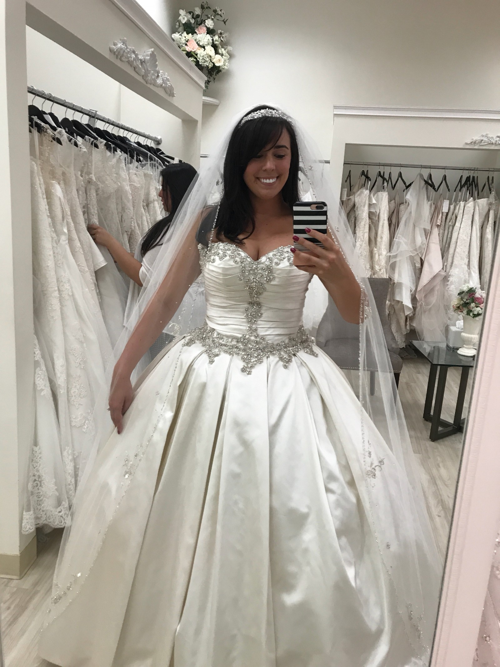 83d41cd9c7ec Allure Bridals 9003 New Wedding Dress on Sale 62% Off - Stillwhite South  Africa