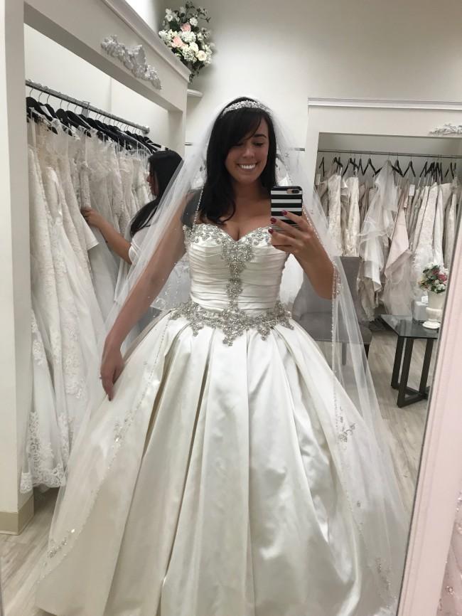 Allure Bridals, 9003